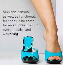 <b>Fascinating Foot Facts</b><br/>Did you know the average shoe size for both men and women is getting bigger?